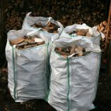 Autumn is here – and so are our new wood-fuel bag sizes…